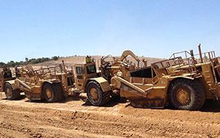 queensland-civil-construction-central-queensland-mining-industry-bussola-civil-road-builder